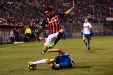 En Chile, San Lorenzo y la U. Católica igualaron 1 a 1.