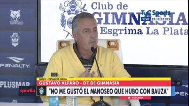 """Alfaro crítico por la salida de Bauza de la Selección: """"No me gustó el manoseo que hubo. Ningún jugador salió a bancarlo""""."""