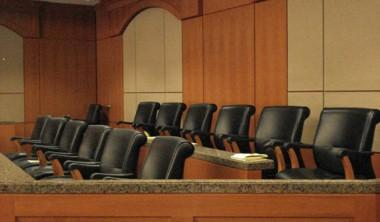 Sillas vacías. Por ahora. El juicio por jurados podría llegar pronto a Chubut.