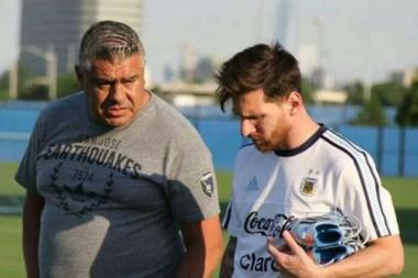 """Chiqui Tapia opinó sobre el """"destrato"""" que recibió la Selección por parte de los periodistas."""