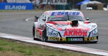 Ortelli hizo el mejor tiempo e hoy en el autódromo de Concepción del Uruguay.