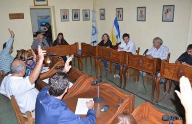 El Concejo tuvo una sesión con turbulencias, sin fecha de prosecución.