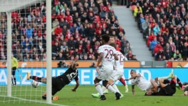 Bayern Munich no pudo pasar del 0-0 en su visita a Leverkusen.