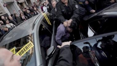 Primera condena a chofer de Uber: Pena de prisión e inhabilitación.