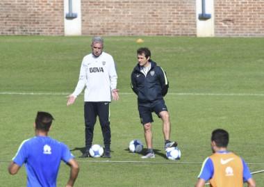 Podrían ingresar Silva por Fabra y Bou o Zuqui por Solís.