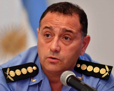 El jefe de Policía, Luis Avilés, está al tanto de la situación.