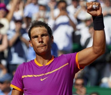 Nadal derrotó a Schwartzman y jugará con Goffin en su semifinal Nº 140 en el circuito.