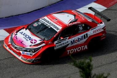 Ponce de León ganó la carrera clasificatoria en la vuelta a Potrero de Los Funes.