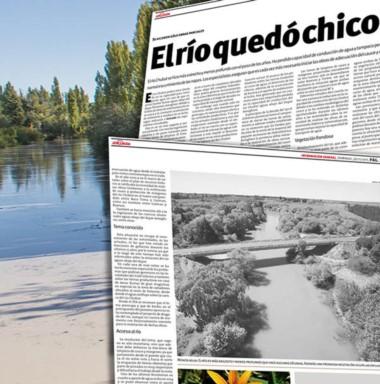 En noviembre de 2015, Jornada anticipó que al río le faltaban obras.