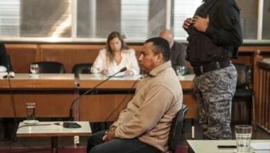 José César Rodríguez (38), recibió la pena máxima del Código Penal por el