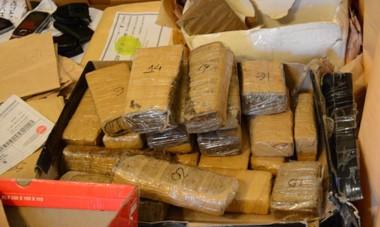 """""""Verano blanco"""". Así se llamó el operativo que desarticuló una banda narco que vendía en tres provincias droga que venía del exterior."""