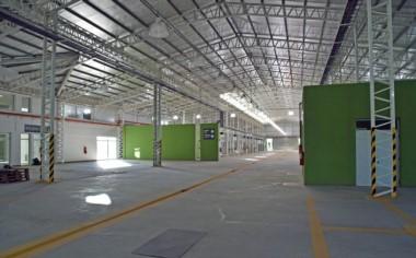 """Flamante. El gobernador recorrió el lugar y aseguró que la instalación es """"de primera calidad y un lujo""""."""