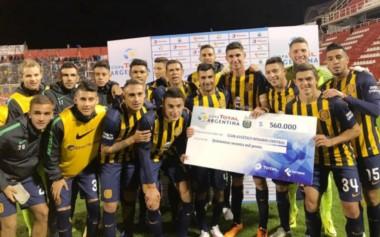 Central debutó en la Copa Argentina con un triunfo sobre Cañuelas.