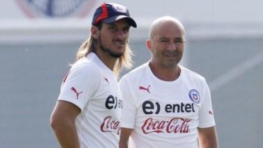 ¿Se vuelven a juntar? Sampaoli contactó a Beccacece para asumir en la Selección Argentina.