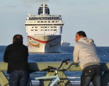 Se trabaja para incrementar la llegada de cruceros y turistas a la ciudad del Golfo.