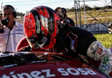 Agustín Canapino dominó la clasificación del TRV6 en Resistencia y logró su 39ª pole.