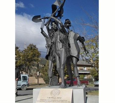 Monumento al Trabajador.