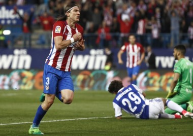 Atlético Madrid buscará sacar ventaja de local ante Leicester.