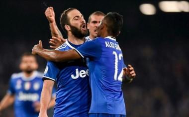 Higuaín es la carta fuerte que tiene Juventus en ataque, junto a su compatriota Dybala.