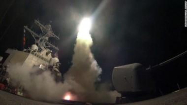 El lanzamiento de 59 misiles Tomahakw ordenada por Trump elevó el precio de la acción de la empresa fabricante...