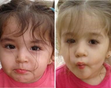 En todos lados. Mariana busca a sus sobrinas Maite y Guadalupe.