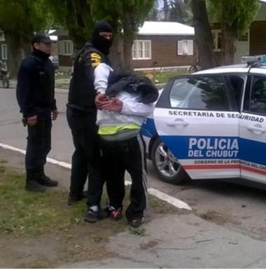 Ulises Núñez había sido detenido el año pasado por balear a militares.