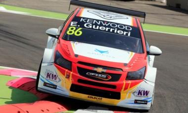 Guerrieri abrió la temporada con éxito a bordo del Cruze del Campos Racing.