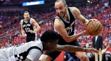 Los Spurs aplastaron a los Rockets en su propia casa para meterse en otra final.