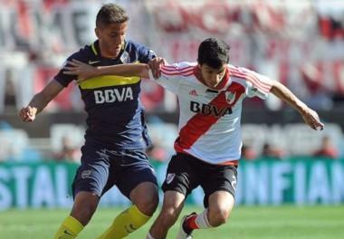 River y Boca vuelven a enfrentarse esta tarde en el estadio Monumental.