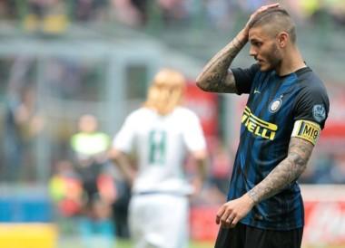 Sassuolo, con un doblete de Iemmello, venció como visitante a Inter (8 partidos sin ganar).