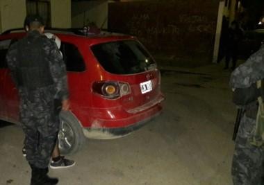 La policía verificaría la procedencia del auto