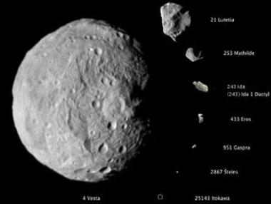 Seis asteroides fueron nombrados en homenaje a investigadores del CONICET. Foto: gentileza Jorge Correa Otto.