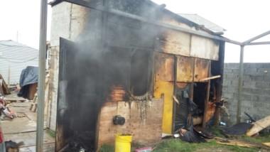 Un niño fallecido y dos internados fue el saldo del incendio (foto ilustrativa)