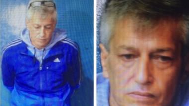 Imagen de la Policía Federal de Luis Fernando Gómez Leal, el pai que se quitó la vida en su celda.