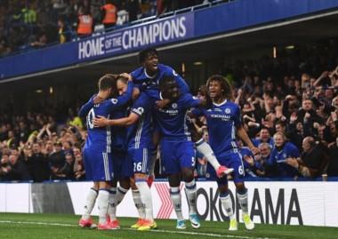 Chelsea festejó su sexto título local ante su gente.