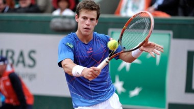 Schwartzman perdió en el ATP de Roma y ahora sólo quedan Del Potro y Berlocq.