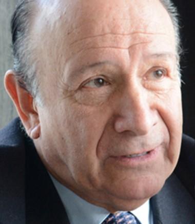 El juez Guanziroli, uno de los integrantes del Tribunal Oral Federal de Comodoro Rivadavia.