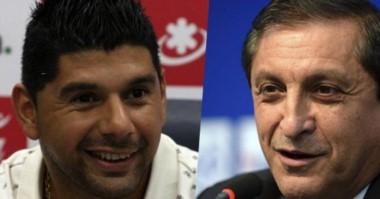 Ramón quiere llevarse a Ortigoza, y también a Gustavo Bou, al fútbol de Arabia.