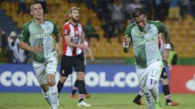 Ni Pincha, ni corta: Estudiantes cayó 4-1 ante Atlético Nacional por Copa Libertadores.