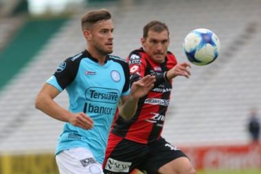 Belgrano mereció un poco más: empató 1 a 1 con Patronato en Córdoba.