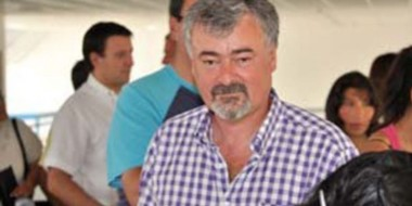 Darío Berardi, titular del radicalismo rionegrino. (imagen gentileza ADN RN).