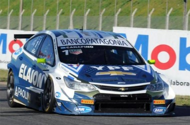 Canapino dominó de punta a punta la carrera del domingo del Súper TC2000.