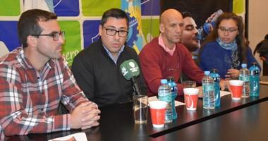 Ayer se presentó en conferencia de prensa el campeonato regional de Cross Run barrial. Inicia el 28 de mayo.