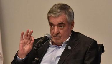 """Das Neves reclamó por la """"normalización"""" de PAMI."""