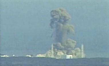 El reactor número tres de Fukushima volaba por los aires liberando radiactivos hacia el exterior. La catástrofe ocurrió luego del devastador sismo de 9 grados Richter.