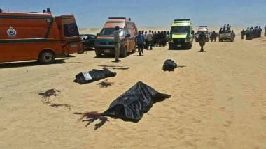 Egipto toma represalias contra la matanza de cristianos y lanza un ataque aéreo en Libia.