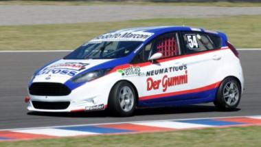 Gassmann fue el más veloz en la 1ra clasificación de la Clase 2 en Concordia.