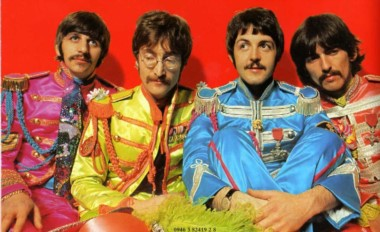 """Ringo Starr, John Lennon, Paul McCartney y George Harrison, las leyendas tras el exitoso """"Sgt. Pepper"""