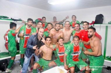 Con solo 6 años de vida, el equipo de Carlos Casares, Agropecuario Argentino, consiguió el ascenso a la B Nacional.