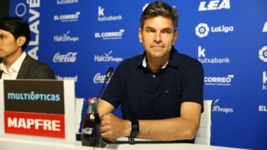 Pellegrino anunció que no seguirá en el Alavés y su sucesor sería otro argentino: Luis Zubeldía.